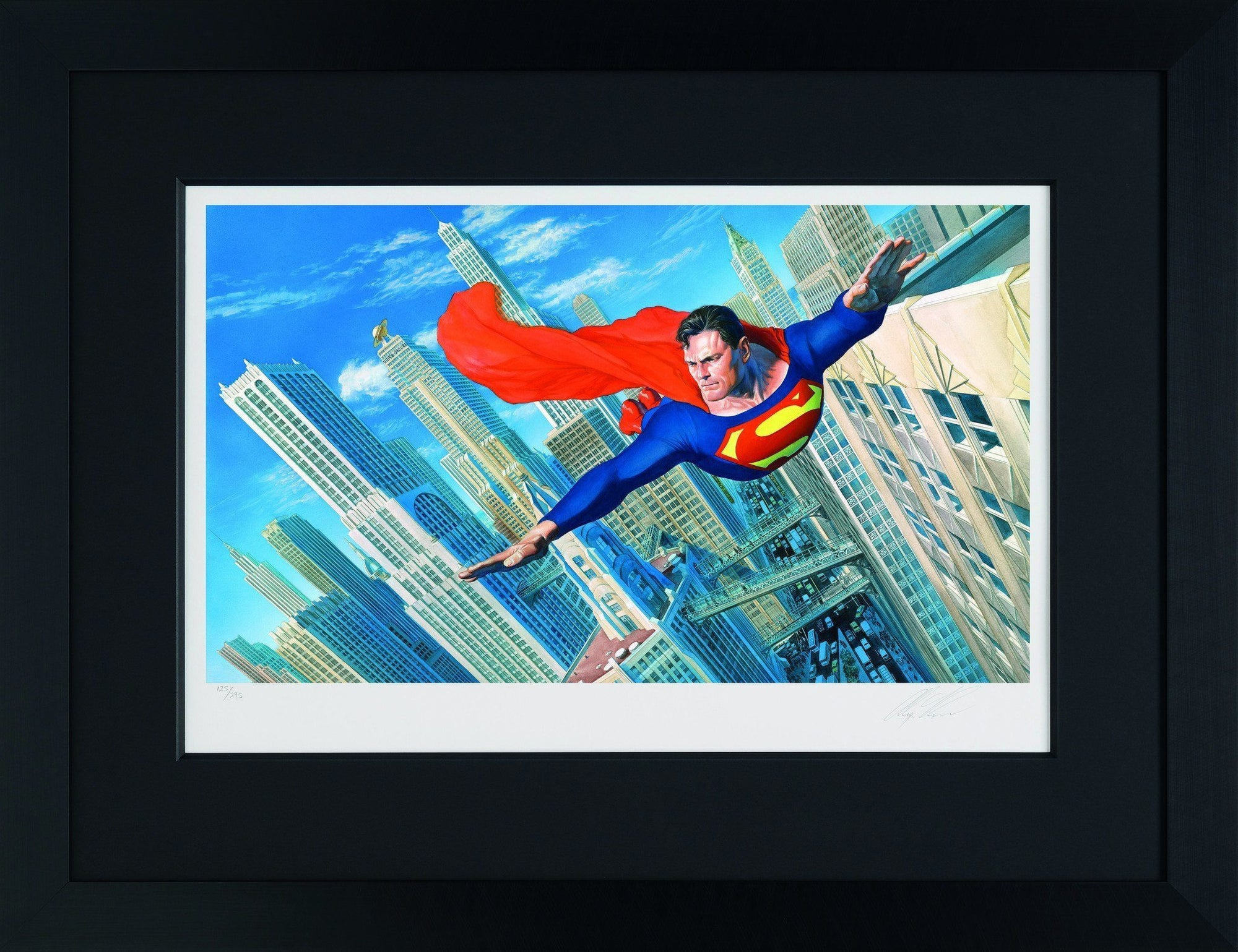 Look! Up In The Sky! Alex Ross