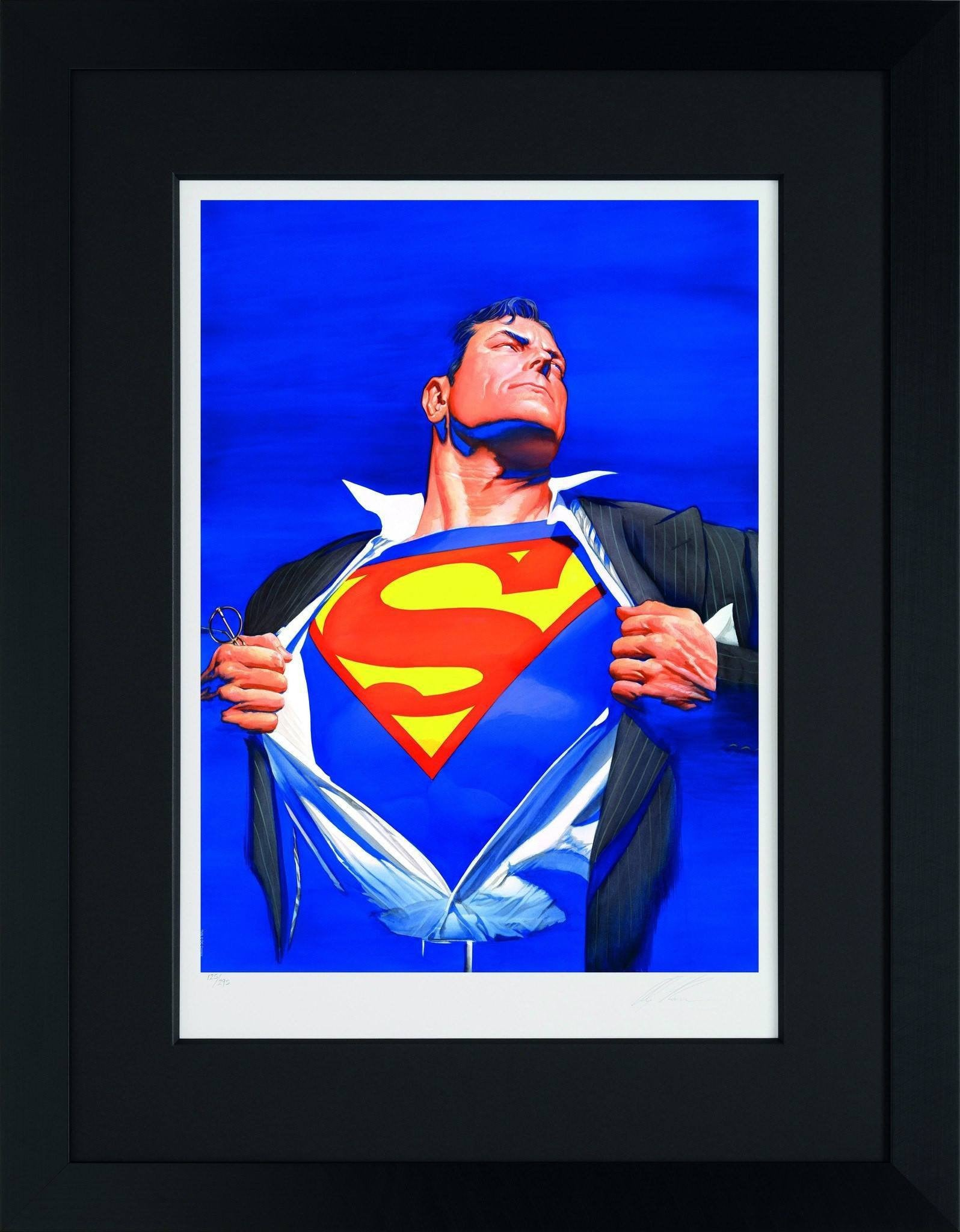Superman Forever Alex Ross