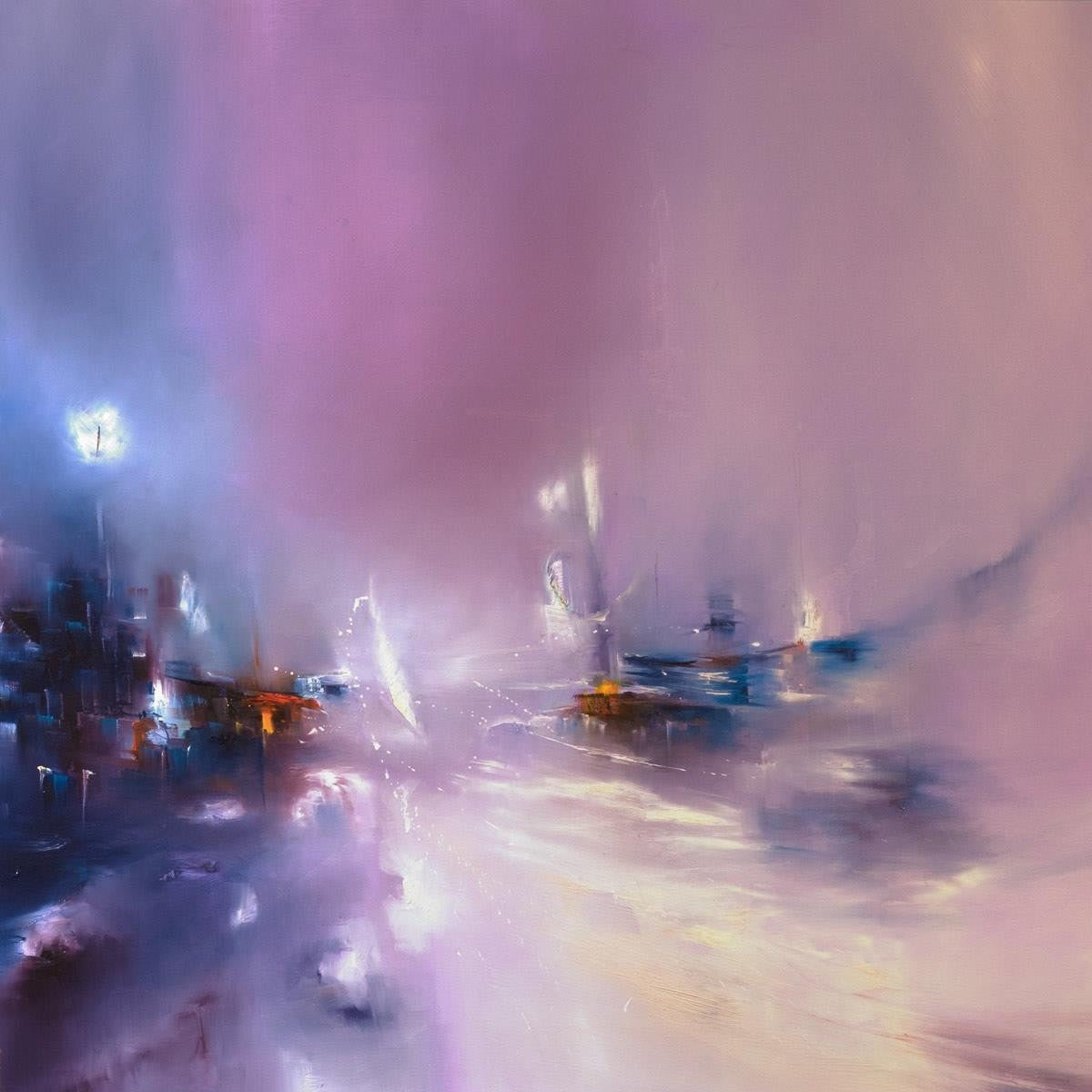 City Lights Alison Johnson