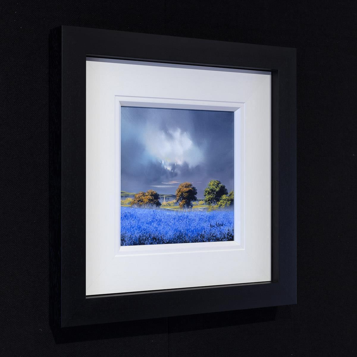 Bluebell Amble - Original Allan Morgan Framed