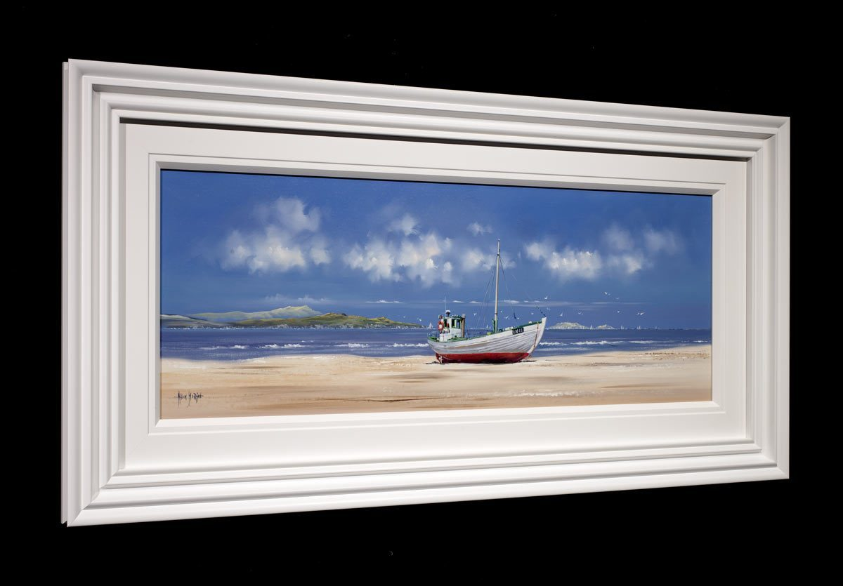 Daybreak Allan Morgan Framed