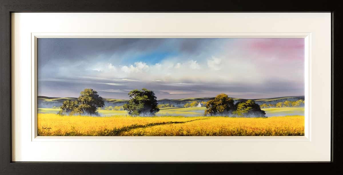 Field of Fire - SOLD Allan Morgan