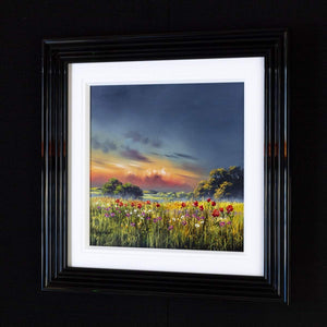 Joys of Spring - Original Allan Morgan Framed