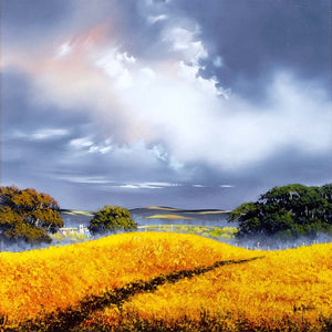 Land of Gold - SOLD Allan Morgan