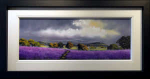 Lavender Fields - SOLD Allan Morgan
