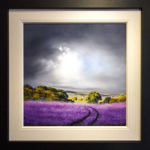 Lilac Pathway - SOLD Allan Morgan