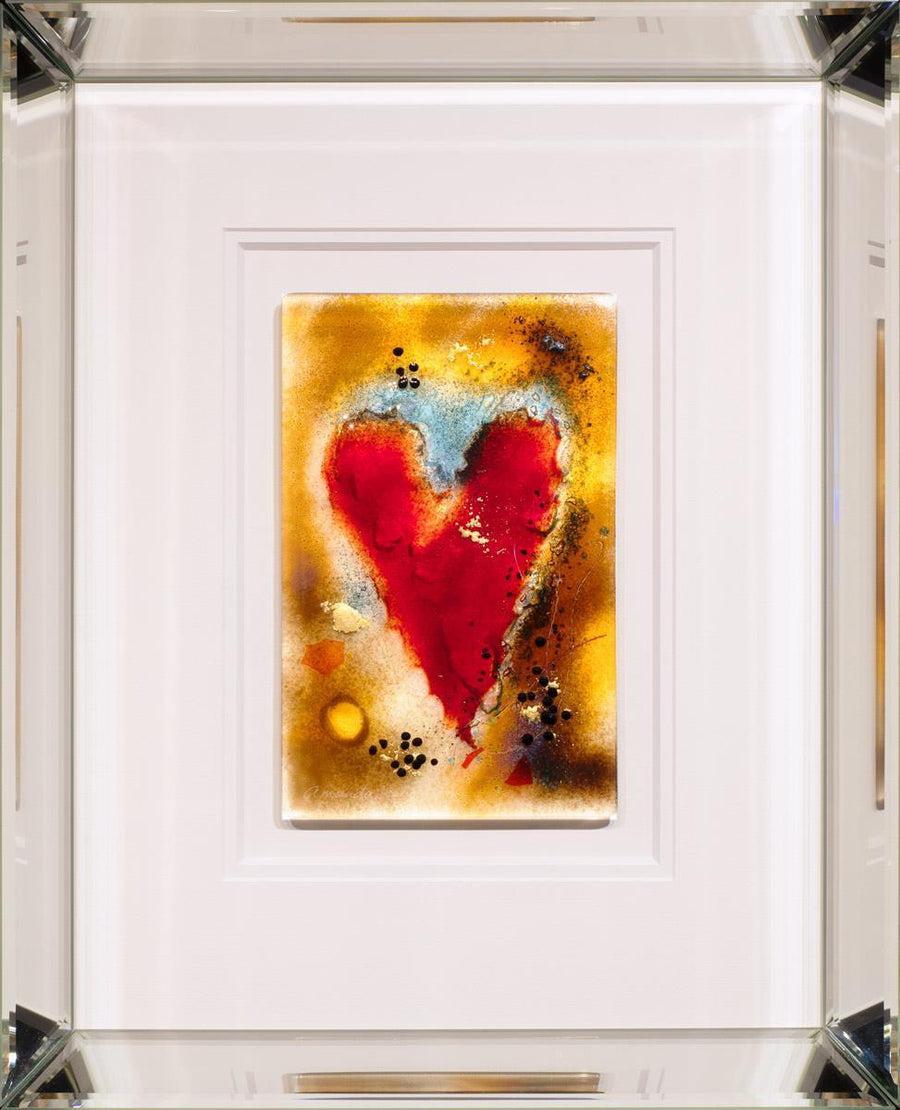 Heart Of Glass VIII - Original Amanda Jones