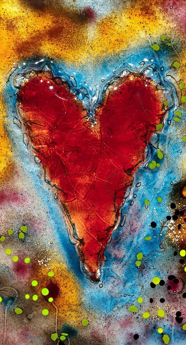 Where My Heart Is - Original - SOLD
