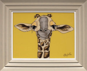 Big Ears Amy Louise Framed