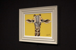 Big Ears - Original Amy Louise Framed