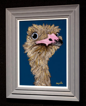 Olly Ostrich - Original Amy Louise