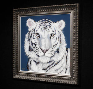 The Queen Of Ferocity - Original Amy Louise Framed
