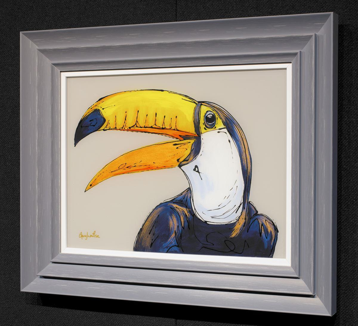 Timmy Toucan - Original Amy Louise