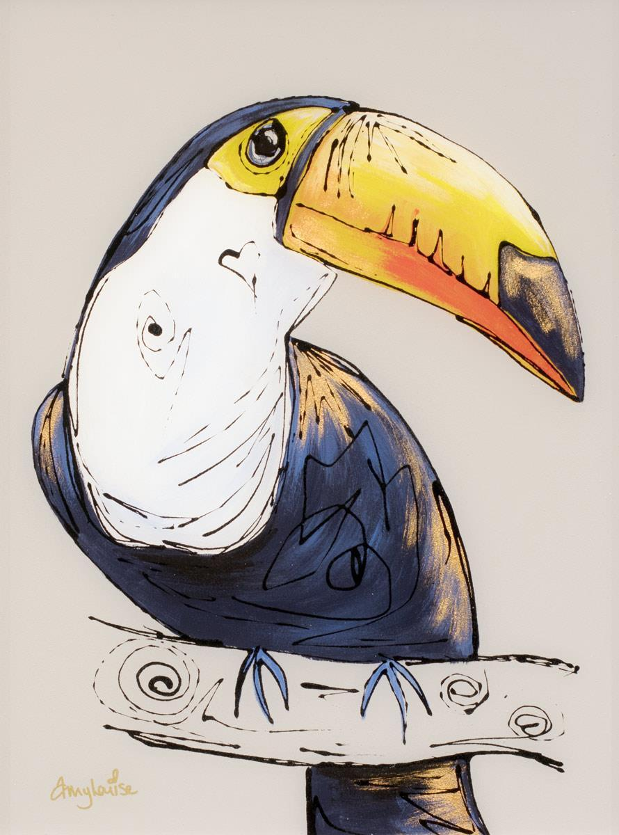 Tommy Toucan - Original Amy Louise