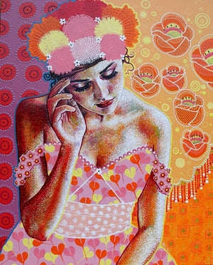 Marie Bell - SOLD Amylee