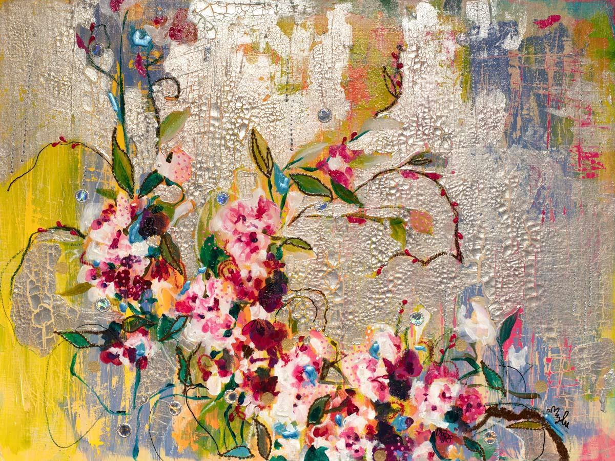 Orchids - Original - SOLD