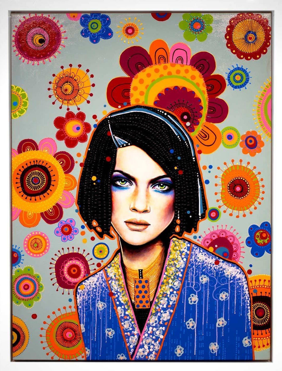 Summer - Original - SOLD Amylee