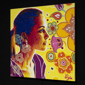 Summer Time - Original Amylee Canvas