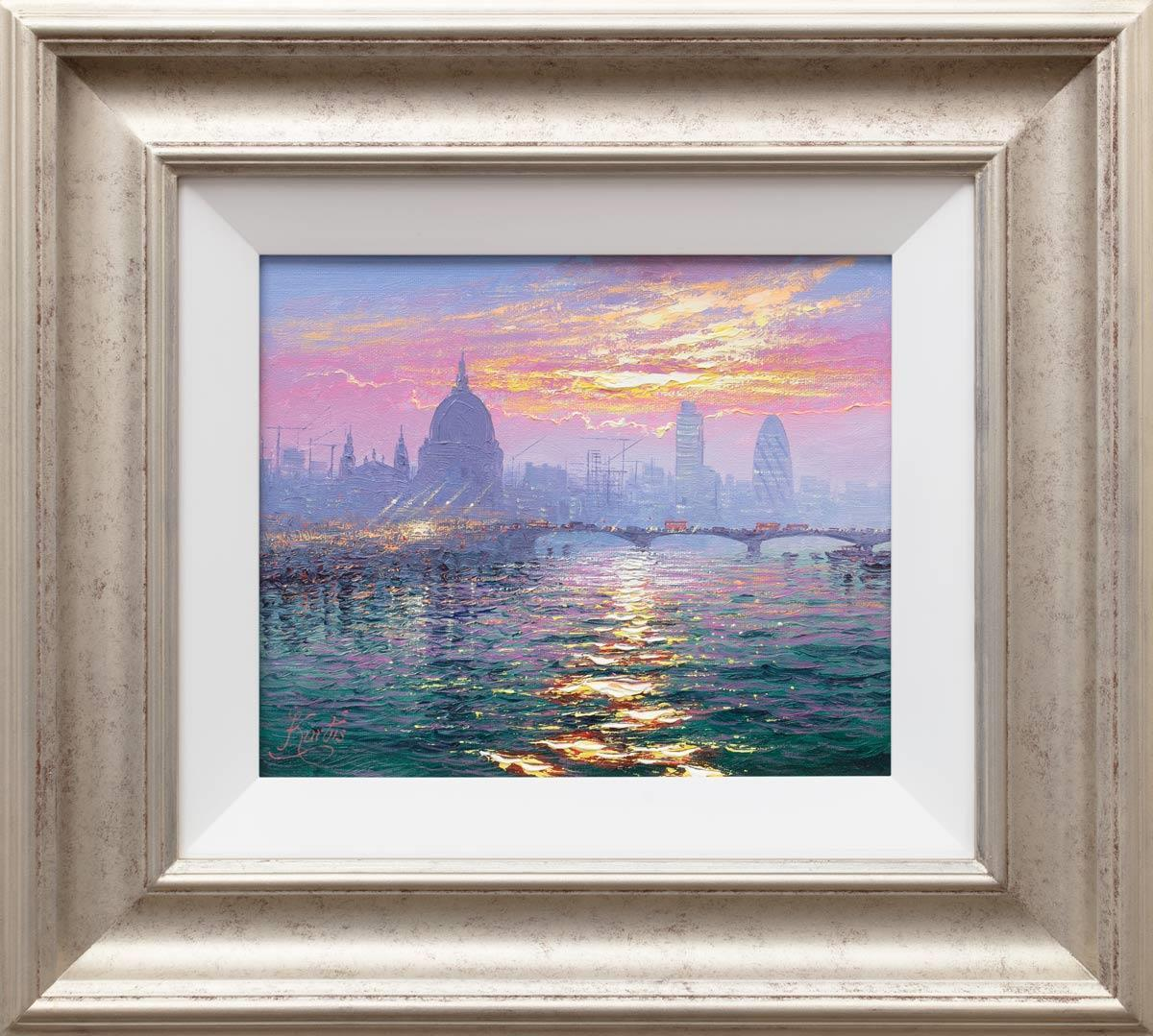 Watch the Thames Sparkle Andrew Grant Kurtis Framed