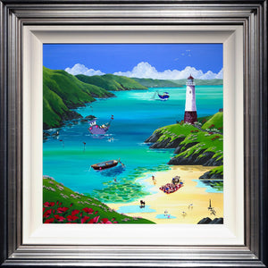 Secluded Cove - Original - SOLD