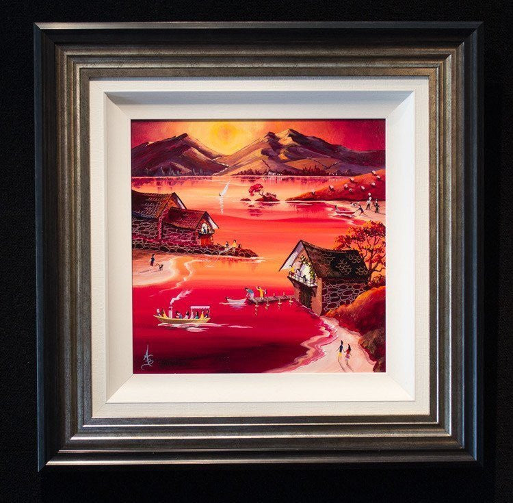 Sunset Cruise II - SOLD Anne Blundell