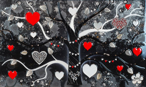 The Silver Forest - SOLD Beatriz