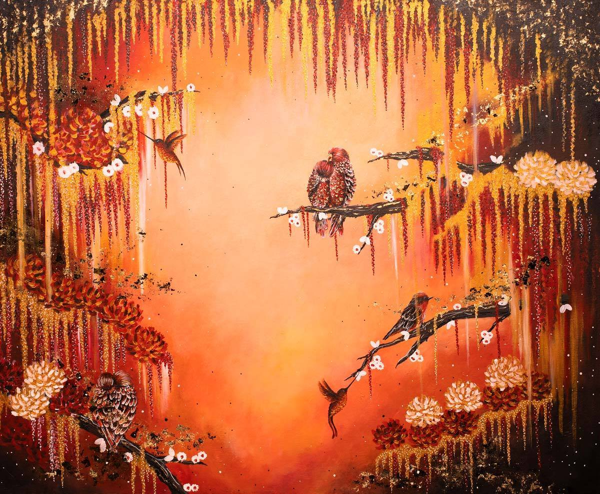 Dawn Chorus - Original Becky Smith Original