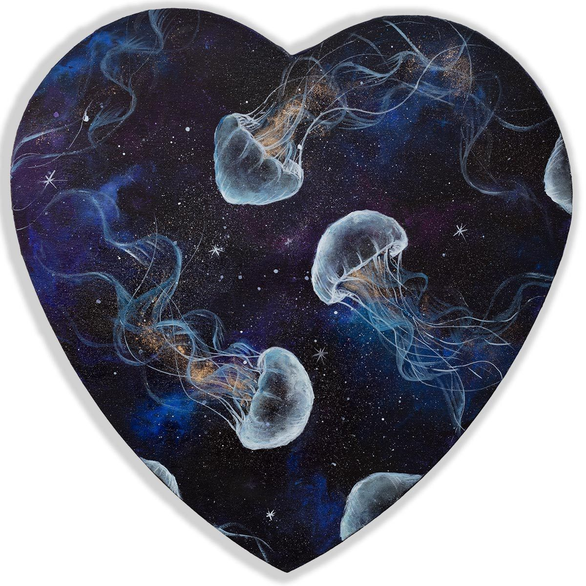 Heart of My Universe - Original - SOLD Becky Smith Original