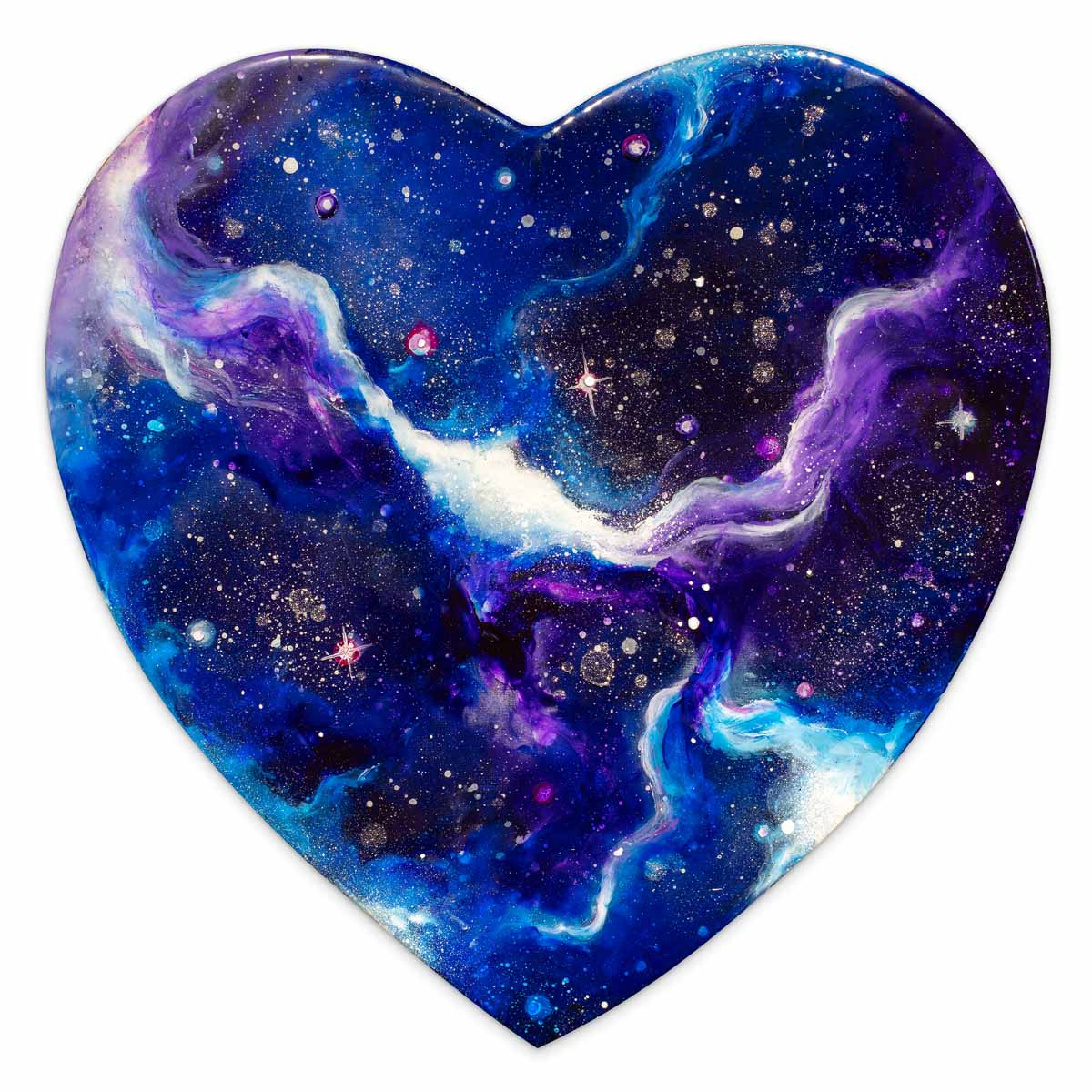 Love in The Galaxy - Original Becky Smith Original