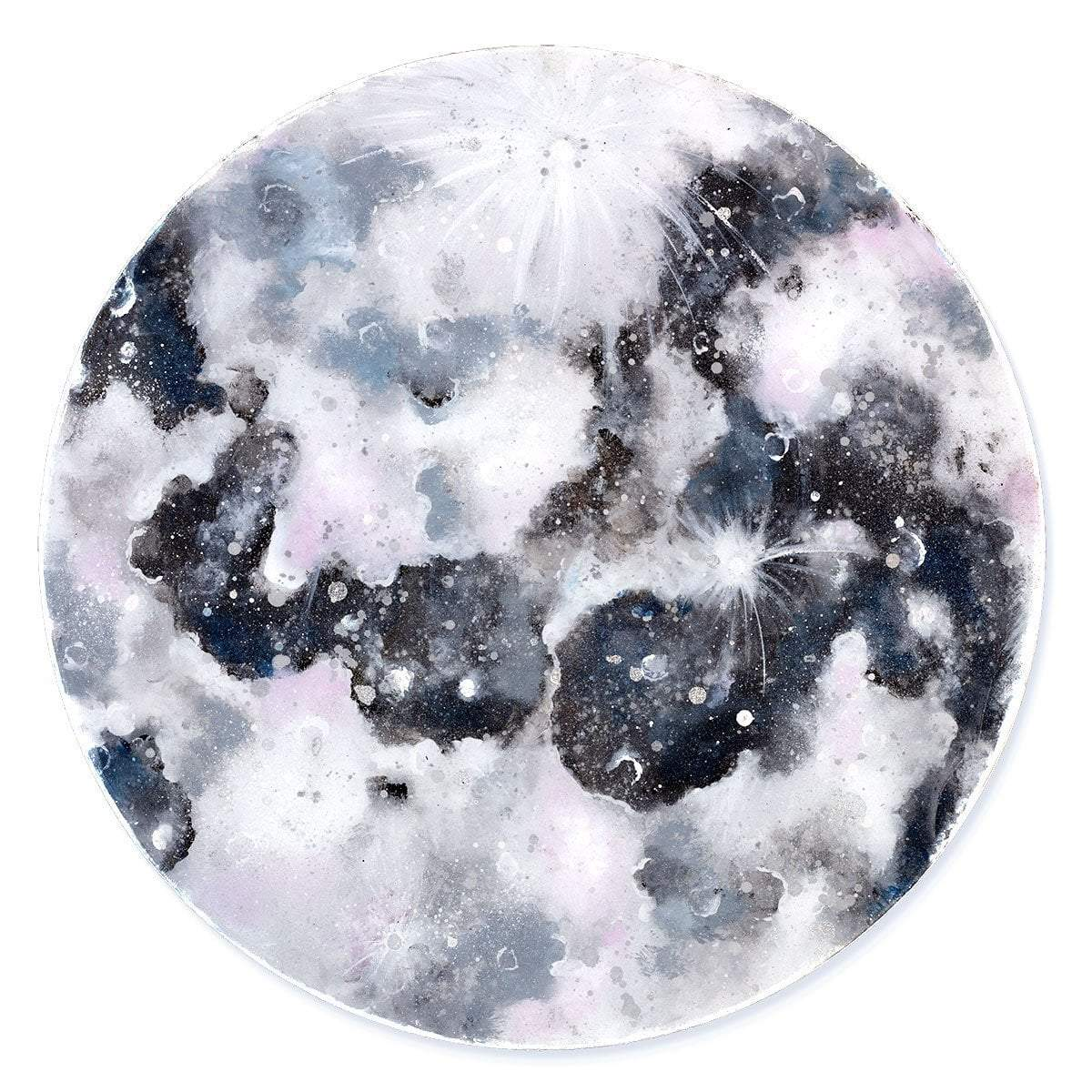 Lunar Moon - Original Becky Smith Original