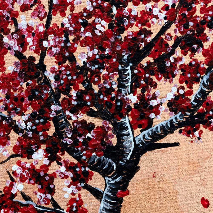 The Cherry Tree Becky Smith Loose