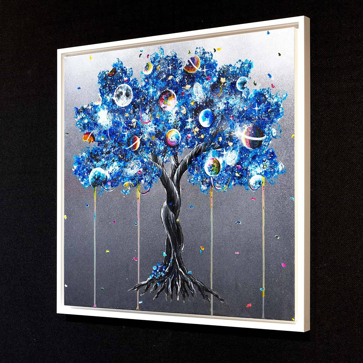 The Tree for Heroes Becky Smith Framed