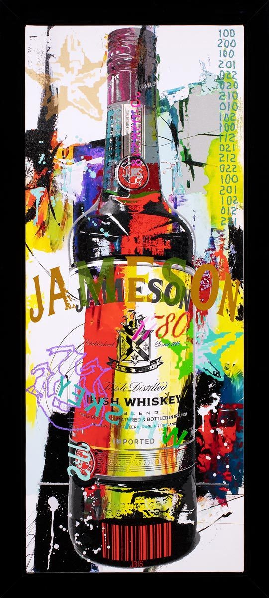 Jameson - Limited Edition Bisaillon Brothers Framed