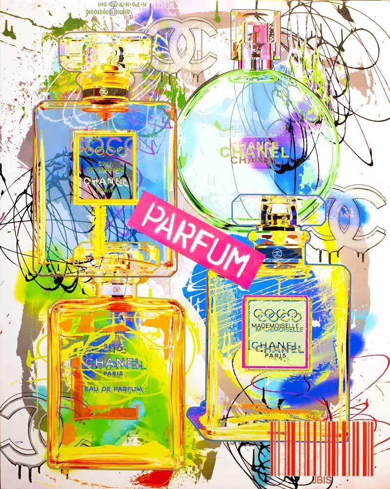Parfum - Limited Edition Bisaillon Brothers Framed