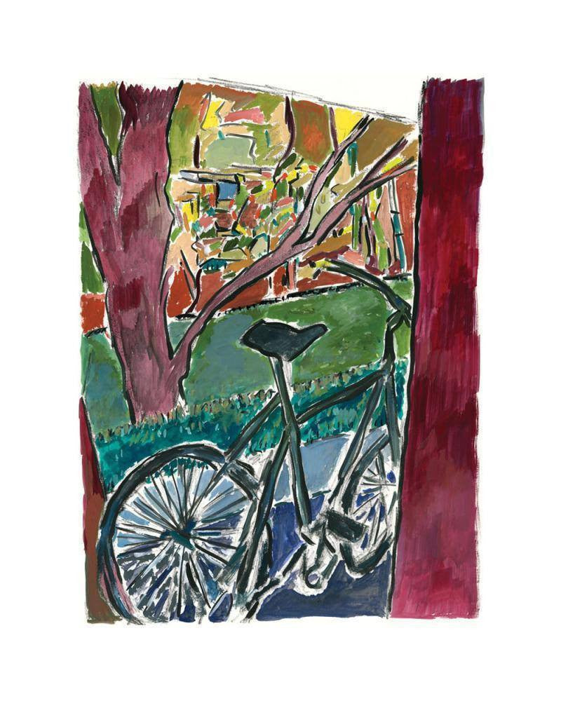 Bicycle, 2012 - SOLD OUT Bob Dylan