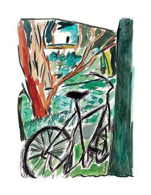 Bicycle (Medium), 2013 Bob Dylan