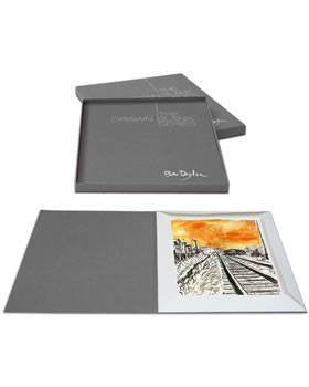 Boxed set of 3 Portfolios - 2008 - RARE Bob Dylan