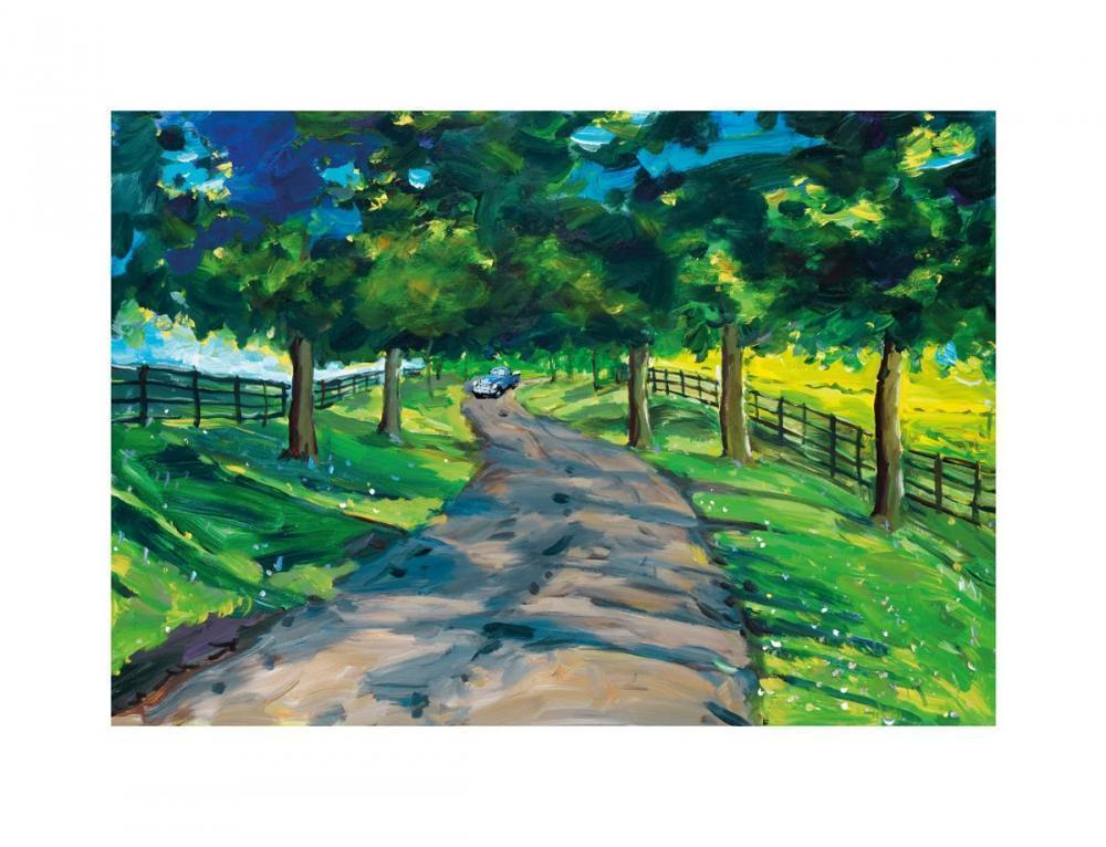 Kentucky Pathway - 2017 - SOLD Bob Dylan