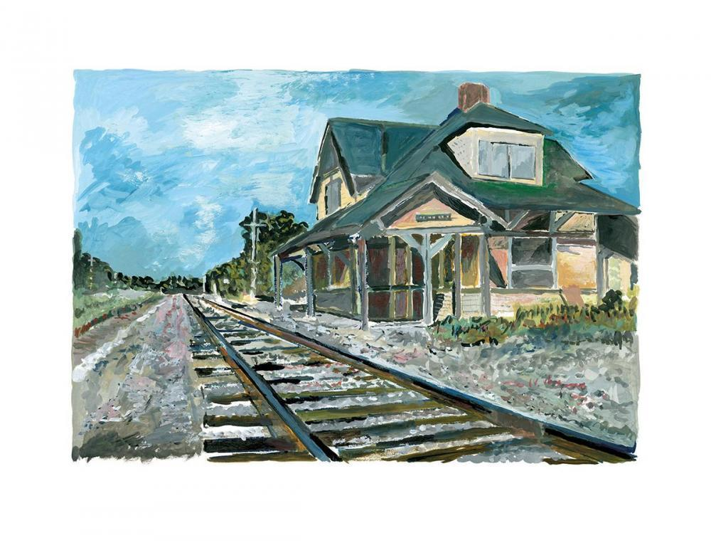 New England Depot - 2017 - SOLD Bob Dylan