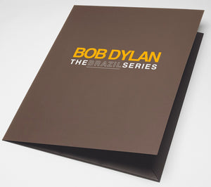 The Brazil Series II - Portfolio Set of 3 - 2015 Bob Dylan