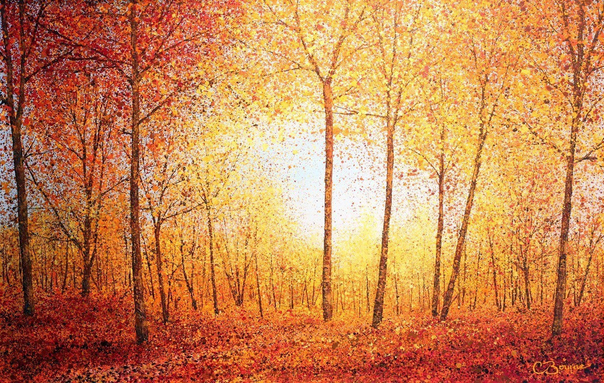 Autumn Splendour - SOLD Chris Bourne