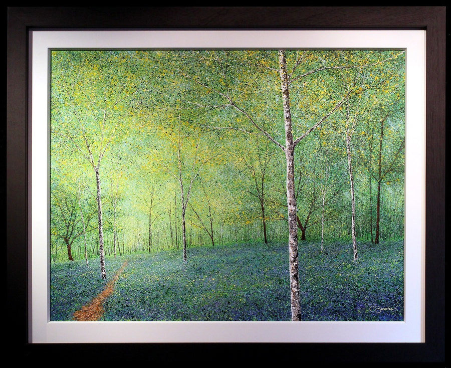 Bluebell Woods - SOLD Chris Bourne