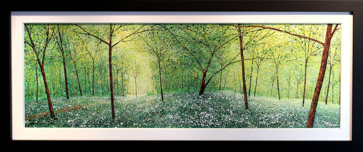 The Pathway (Spring) - SOLD Chris Bourne