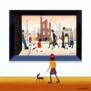 A Busier Street Chris Chapman