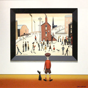Playing in the Street - SOLD Chris Chapman