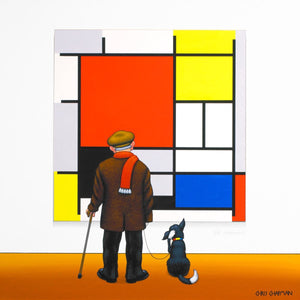 Primary Colours - Original Chris Chapman