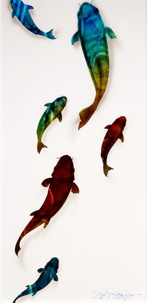 Koi Carp - Original Chris DeRubeis