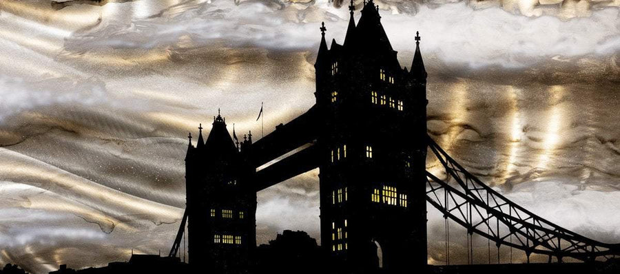 London At Night Chris DeRubeis Loose