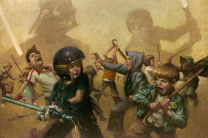 5 Vaders!...Right We're Having 5 Lukes! - SOLD Craig Davison