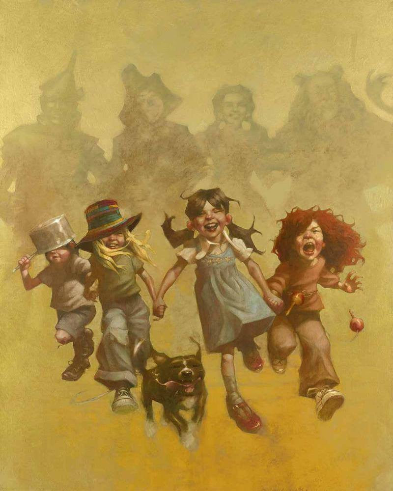 Because, Because, Because, Because, BE-CAUSE! - SOLD OUT Craig Davison